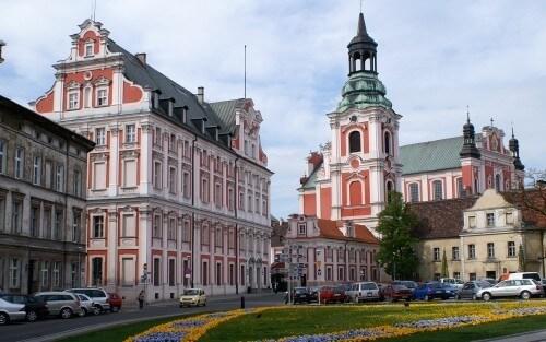 Poznańskie urzędy