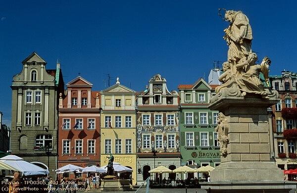 Zabytki w Poznaniu
