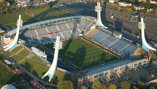 Stadiony w Poznaniu