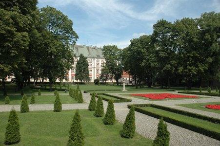 Poznańskie parki