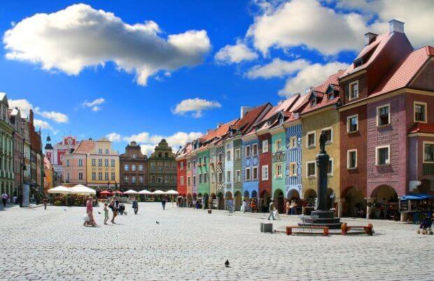 Poznańskie Stare Miasto