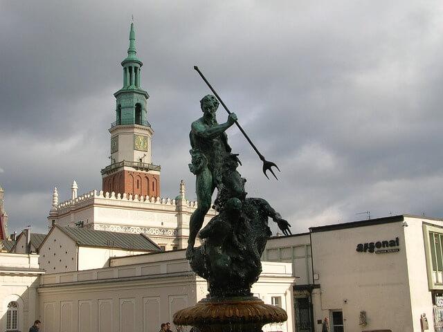 Jak spędzać czas w Poznaniu na świeżym powietrzu?