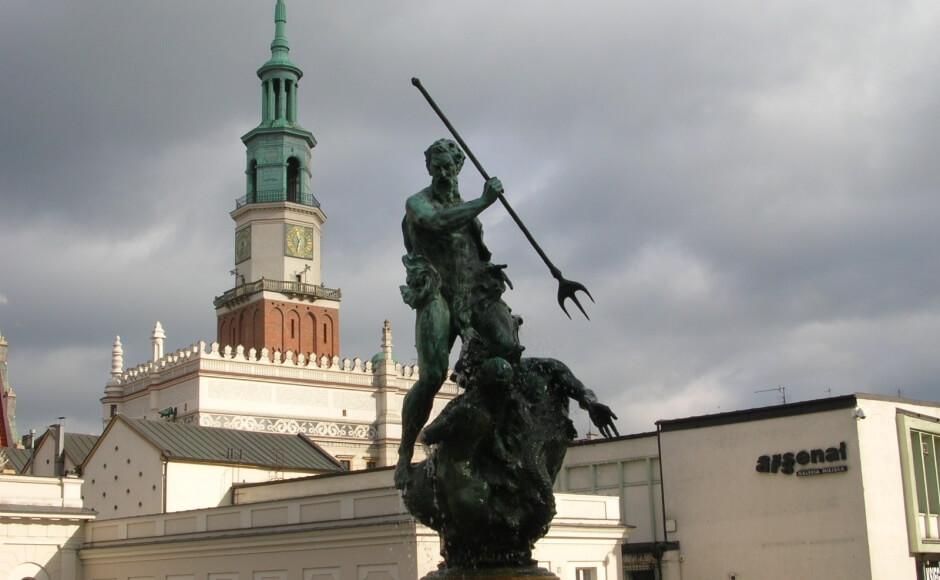 Symbole miasta Poznania
