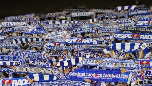 """Czy """"Kolejorz"""" ma jedną z najlepszych publiczności w Ekstraklasie?"""