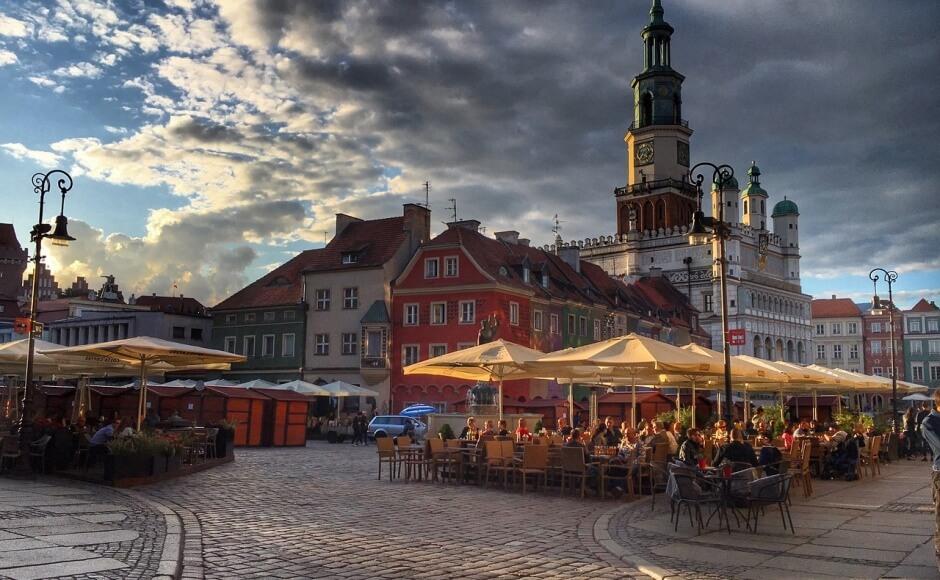 Losy ludności Poznania w trakcie drugiej wojny światowej